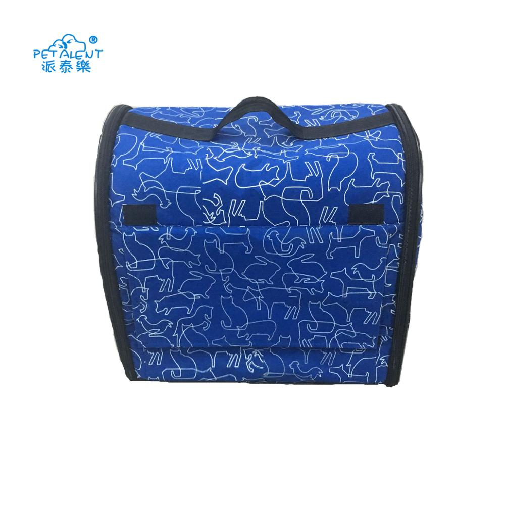High quality STR8007 pet travel cage /pet carrier bag/pet travel carrier