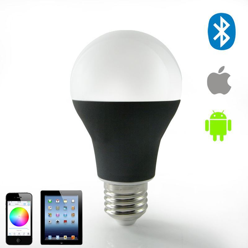 hot kiosk products,e14 led bulb 15w rgb bulbs widely used in usa for decoration on party control by SmartPhone
