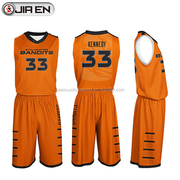 40798acb7 Basketball Orange Jersey Design Latest Basketball Jersey Design ...