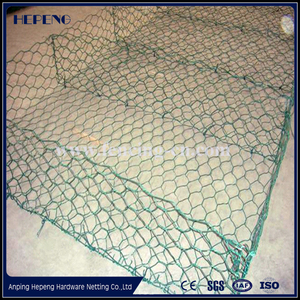 Galvanized Welded Gabion Box / Wire Mesh Gabion Box / Stone Cage