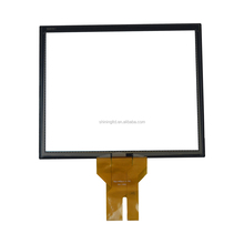 2017 hot sale amoled projected capacitive touch screen