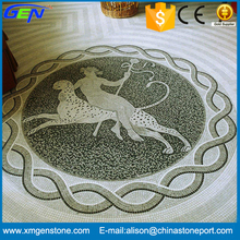 Natural Stone Classic Marble Mosaic Pattern