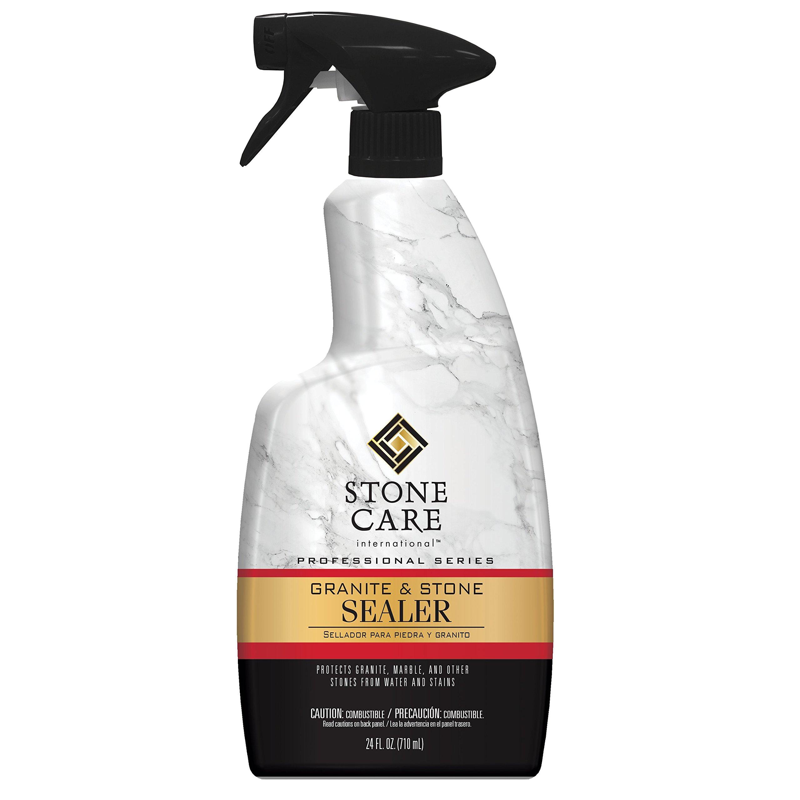 Stone Care International Granite & Stone Sealer Spray, 24 fl oz