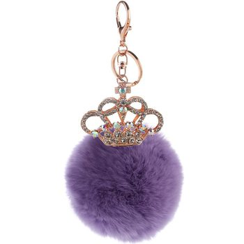 Crown Shaped Metal Key Chain Make Your Own Design Keychain With Crystal  Keyring - Buy Design Your Own Keychain,Metal Keychain,Crown Keychain  Product