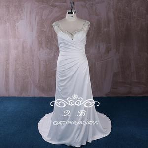 Satin Slip Wedding Dress Supplieranufacturers At Alibaba