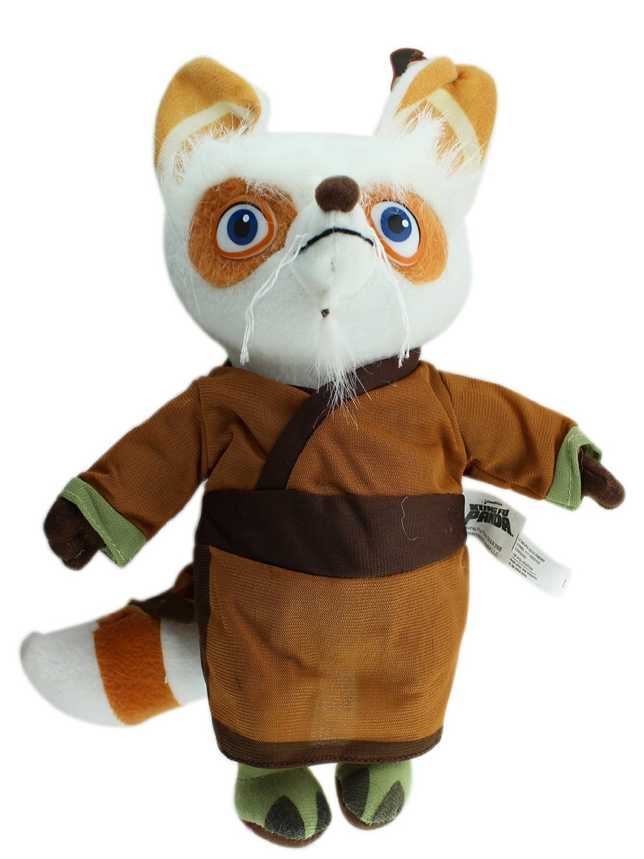 "Master Shifu Plush Toy - Kung Fu Panda Plush Toy (11"")"
