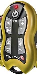 Stetsom SX2BLUE 16-Function Remote