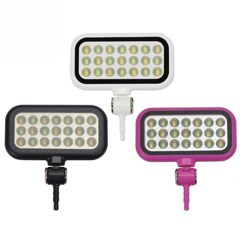 Video Light Ultra-thin Mini LED Flash Light with 21 LED LEDs Lamp Beads Integrated Fill Lights for Selfie Mobile Phone