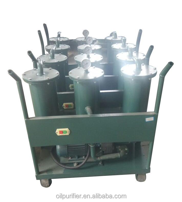JL portable oil filter machine,waste oil recycle system manufacturer