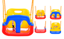 best selling cheap plastic toddler indoor swing chair sets