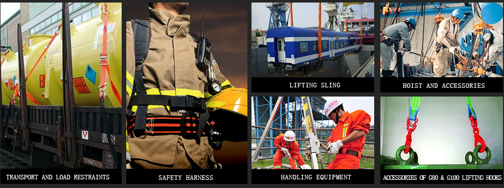 Manufacture provide soft loops tie downs