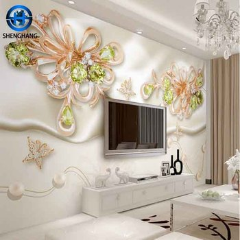 Porcelain Tile Of 3d Wall Mural Designs New Home Decor Ceramic Tile ...