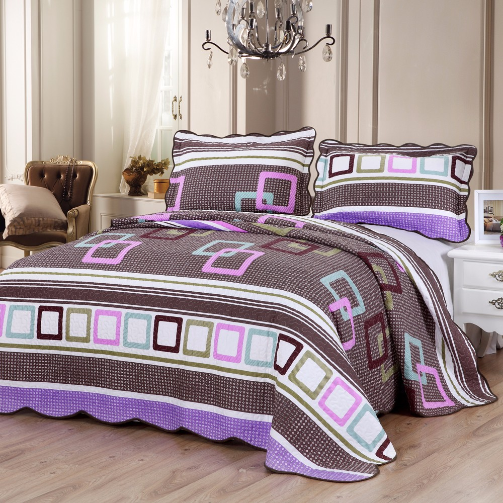 For Adults Printed Quilts For Beds