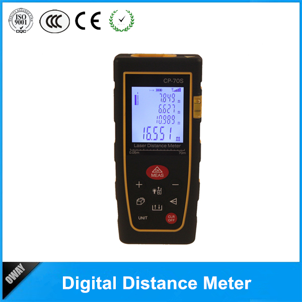Factory supply professional 100m distance laser temperature meter