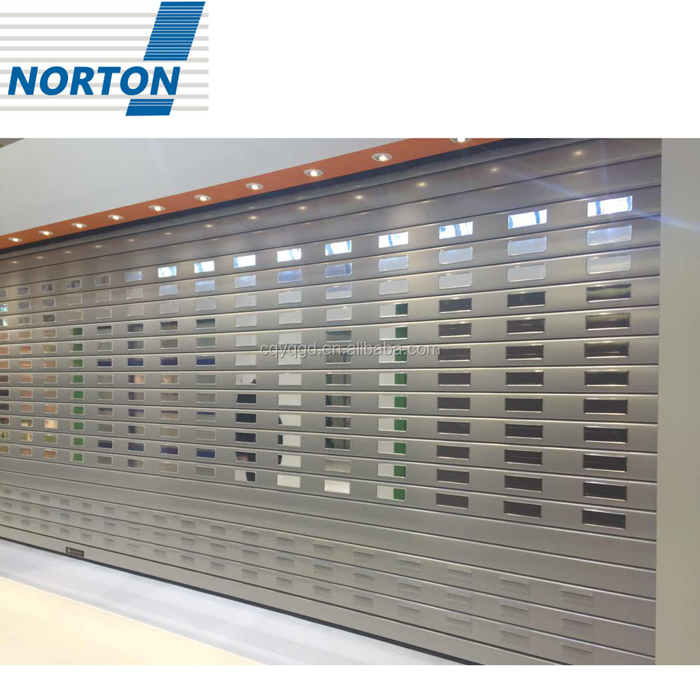 Factory Direct Sale Remote Control Cheap Aluminum Roller Shutter <strong>Doors</strong>