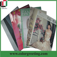 cheap digital printing magazine supplier in shenzhen