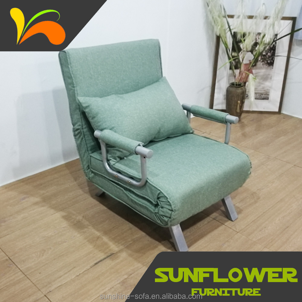 Single Sofa Chair &amp; 2018 New Design <strong>Folding</strong> Down Sofa Bed