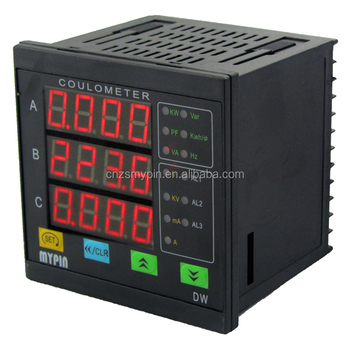 WH9 series Single Phase Electronic AC KWH Meter