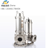 Full Service Competitive Price Stainless Steel Effluent Pumps Ram Pump