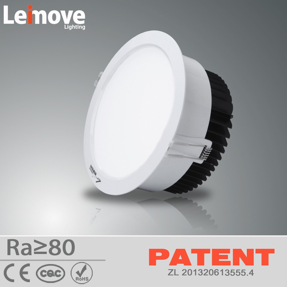 Wholesale NEW Design 220v recessed ip44 rohs 30w led downlight ...