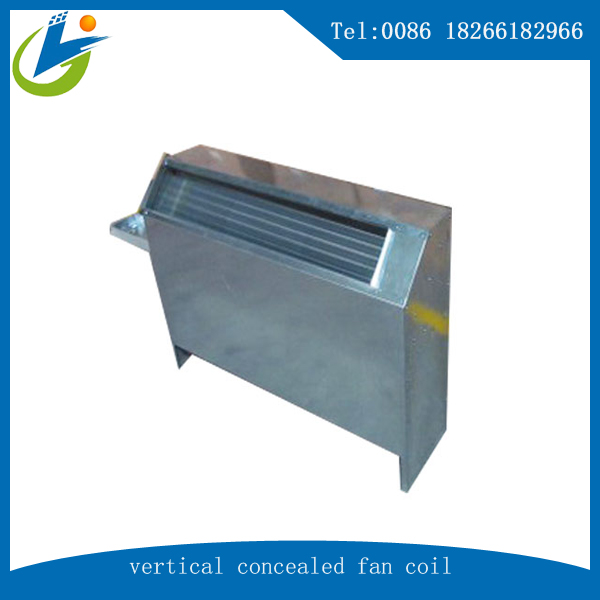 Air Conditioner Vertical Concealed Fan Coil