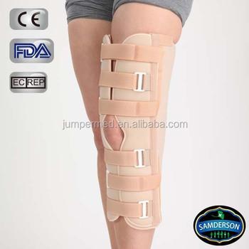 b3d0214e2f Orthopedic immobilization knee splint / Knee immobilizer / knee brace