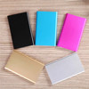 Ultra Slim Power Bank 5000mAh USB External Backup Battery Portable Charger PowerBank phone charger Backup powers for all phone