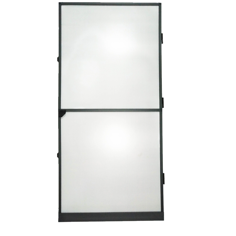Diy Aluminum Frame Insect Screen Door Kits With Mosquito Net - Buy Mosquito  Net Door,Frame Screen Door,Screen Door Product on Alibaba com