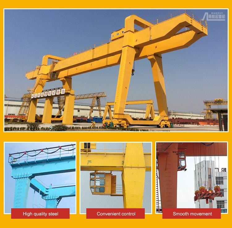 3 Ton Gantry : Ton portable mobile gantry cranes for