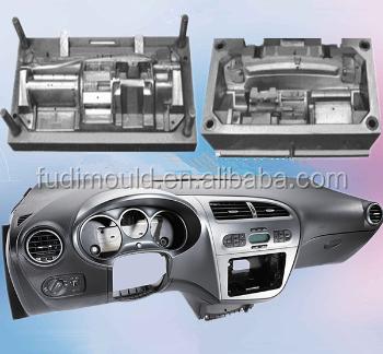 Car Dashboard Plastic Vehicle Mould Mold Manufacturer Maker In ...