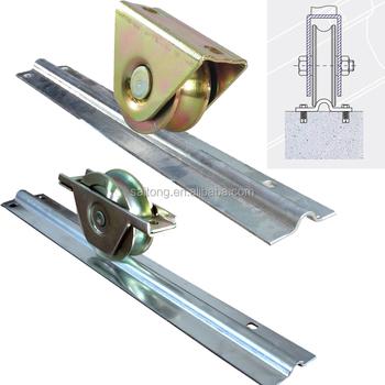 Sliding Gate Track Sliding Door Wheel Rail Sliding Door Track Buy
