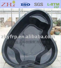 Fiberglass Preformed KOI Gold Fish Pond