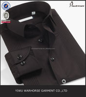 100 cotton slim fit tux shirt