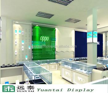 Cheap Price Mobile Phone Store Interior Furniture Design