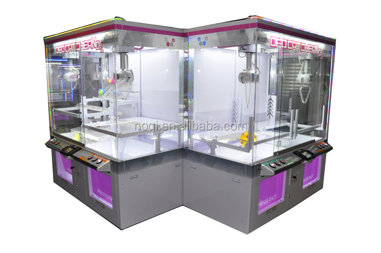 Newest japan claw machines for sale, custom coin operated claw machine game