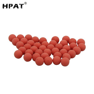0.43 Cal Paintball Reball Hard Rubber Paintball balls