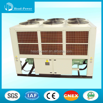 60 Tr Ton Air Cooled Screw Water Chiller