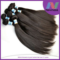 Brazilian Virgin Remy Silky Straight Micro Loop Hair Extensions
