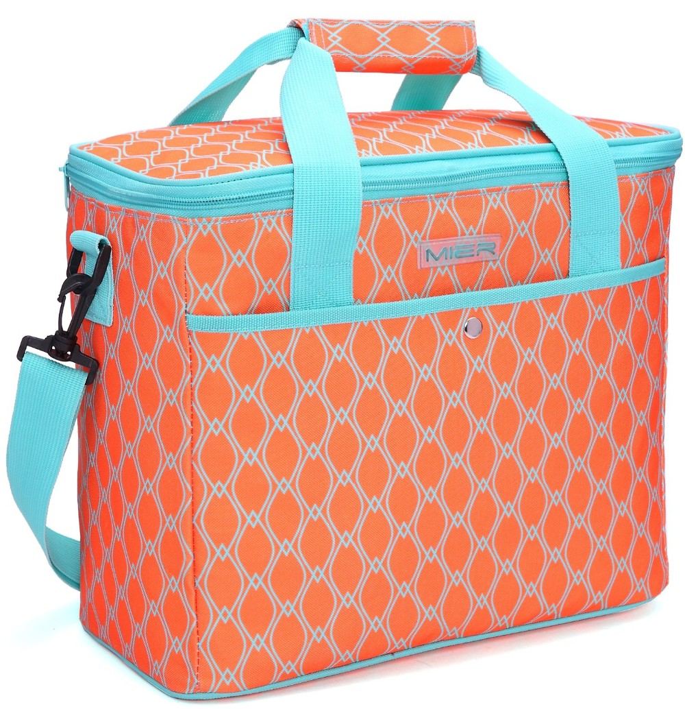 Mier 18l Large Soft Cooler Insulated Picnic Bag For