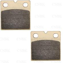 Brake Pad set fit DUCATI 750 860 GT SS (74-76) 900 GTS Desmo 250 350 (76-77) Sport 750 (74-76) MOTO GUZZI Quota 1000 (90-91)