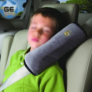 Baby Child Car Cover Pillow Auto Safety Seat Belt Harness Shoulder Pad Cover Children Protection Covers Cushion Support Pillow