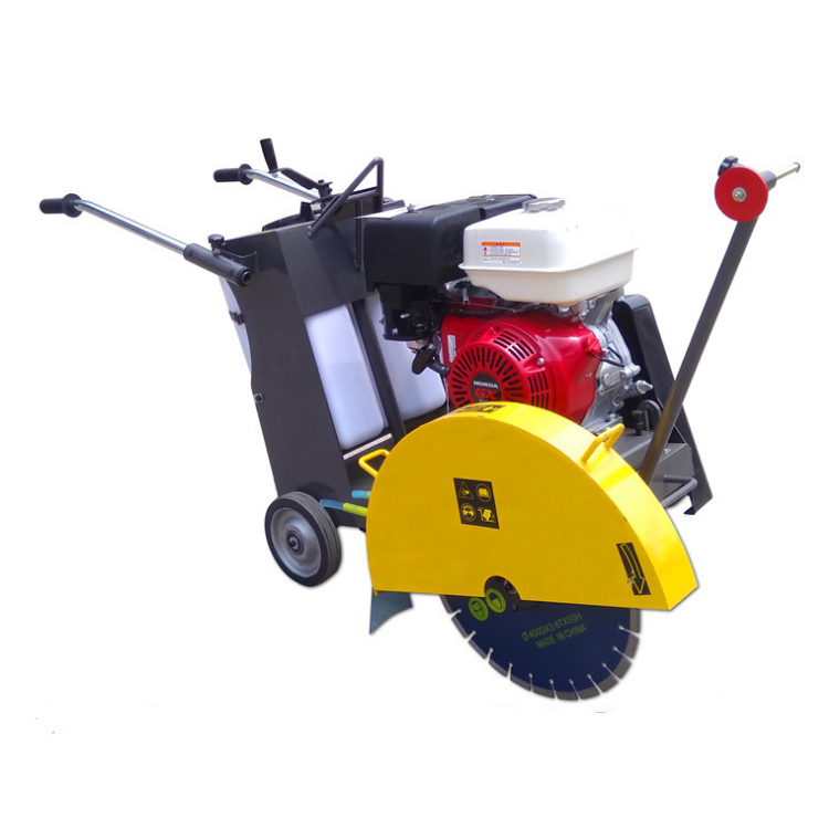 HQS500A Road equipment gasoline concrete cutter for sale