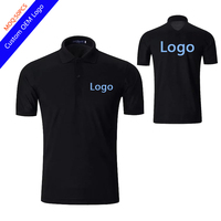 Cheap wholesale polo shirt Free sample Free Screen printing Stock Custom logo Polo shirt