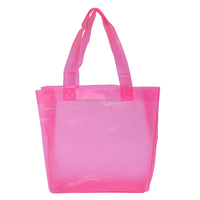 pvc shopping bags with handles