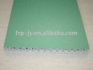 PP Honeycomb Reinforced FRP Composite Panel