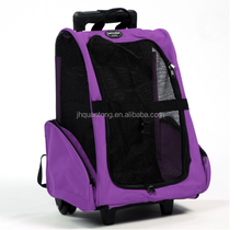 2017 Hot Selling Pet Portable Outdoor Travel Backpack/Dog Cat Pet Carrier