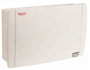 CDEN6 400V Lighting Flush Mounted Distribution Board