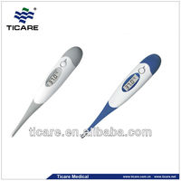 Flexible Tip Rapid Digital Thermometer