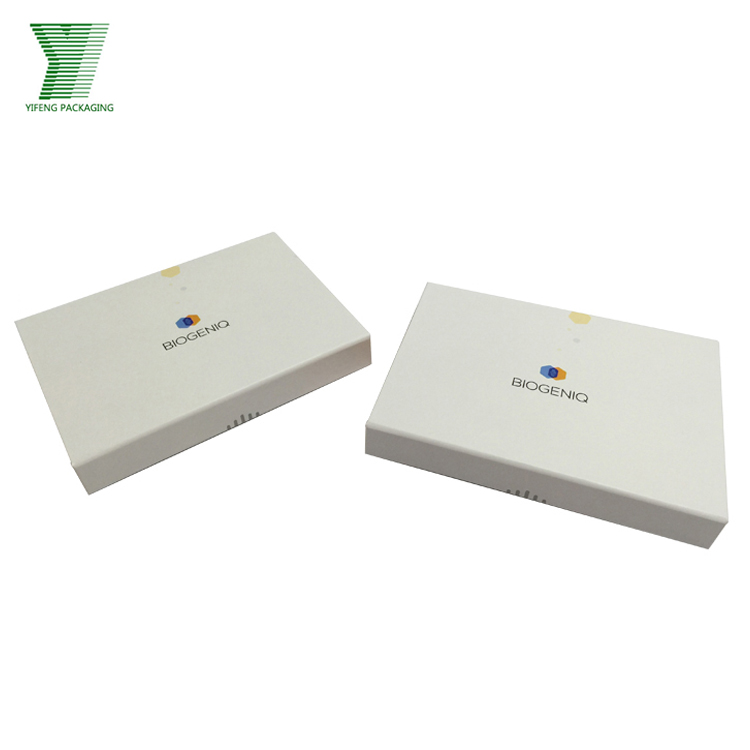 China manufacturer custom logo packaging gift boxes with book shape style