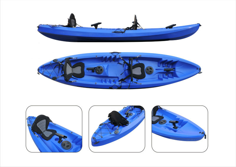 sea Fishing Kayak/ Double fishing kayak single fishing kayak